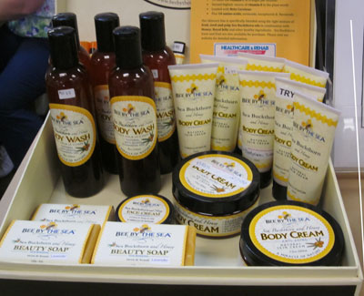 Full image of Bee by the Sea products available at Health Care and Rehab